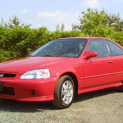 Crutchfield's 2000 Honda Civic