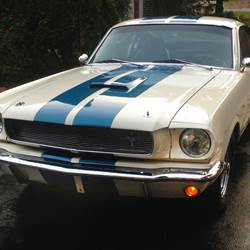 Bill H's 1966 Ford Mustang