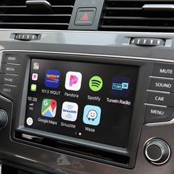 Upgrading the sound in a VW Golf Alltrack with Hertz audio