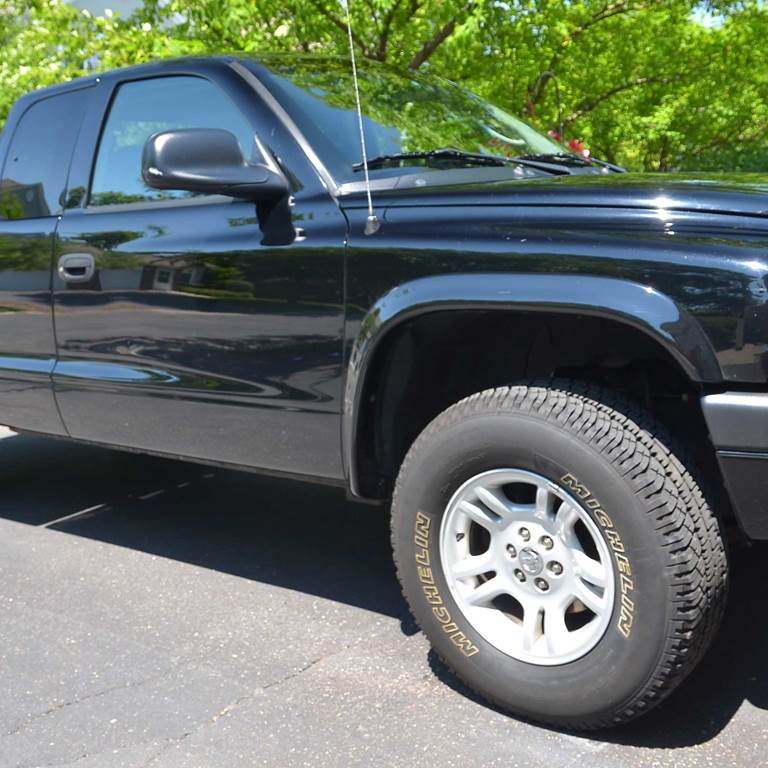 Tracy K's 2003 Dodge Dakota Club Cab