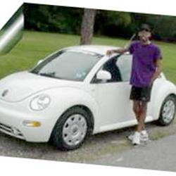 Mighty Rome's 2000 Volkswagen Beetle
