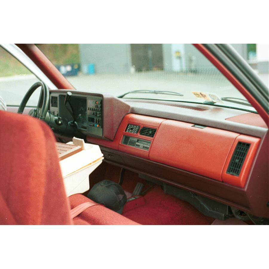1994 Chevrolet Cheyenne Factory Radio
