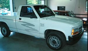 1996 Dodge Dakota Exterior