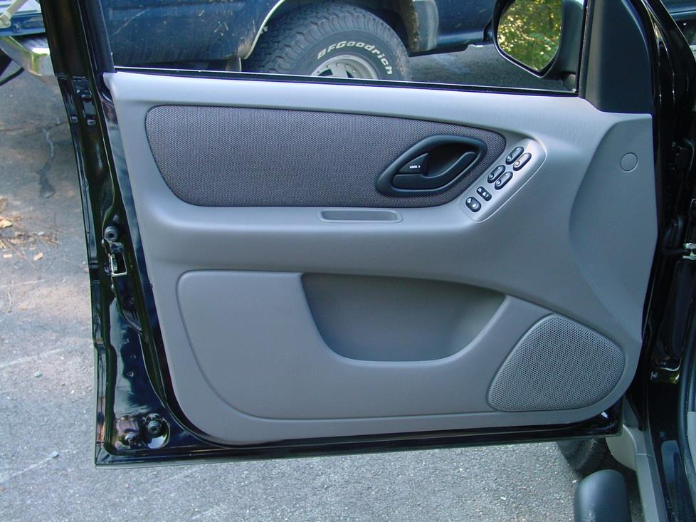 ford escape front door