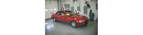Acura Legend LS