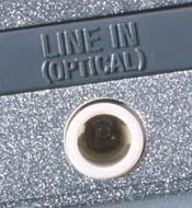 Mini-optical jack