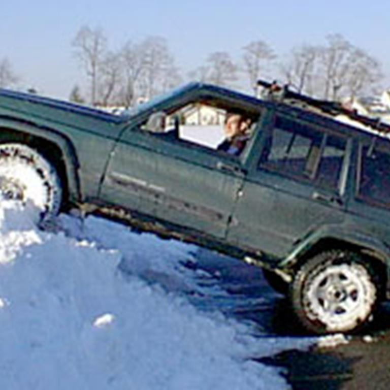 Mike Wiener's Jeep Cherokee