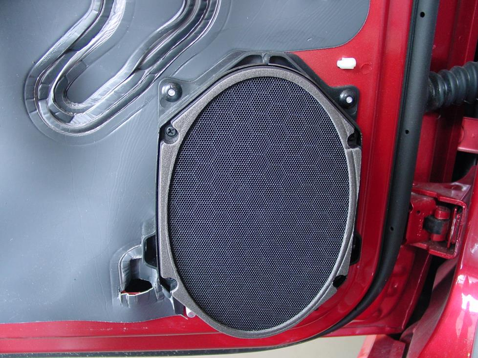 Ford Mustang Mach 460 front speaker