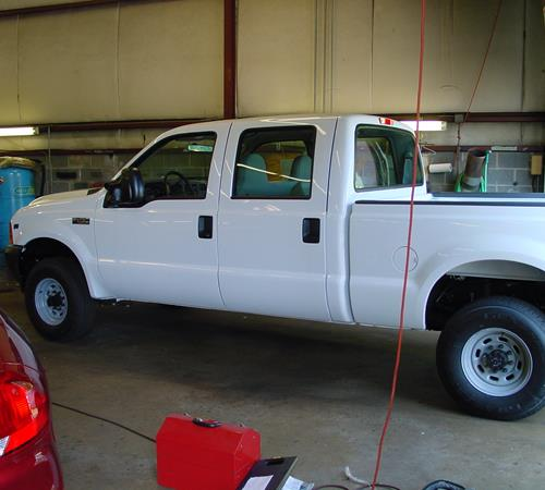 2002 Ford F-250 Super Duty Exterior