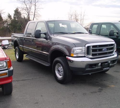 2002 Ford F-350 Exterior