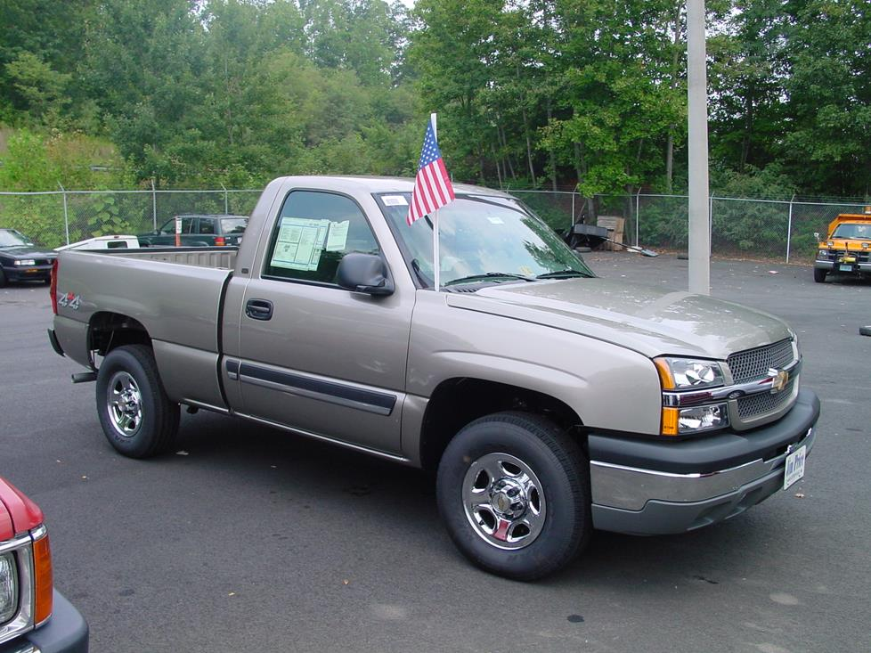 2003-2007 Chevrolet Silverado and GMC Sierra Extended Cab ...