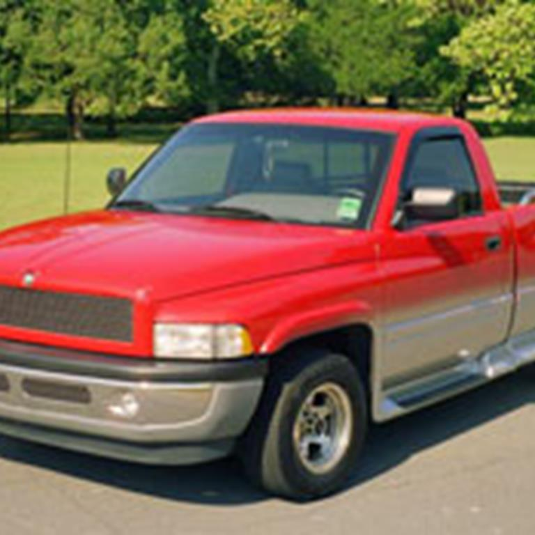 Cody Warren's Dodge Ram