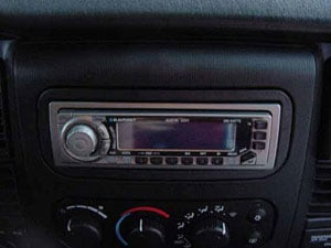 Blaupunkt Austin CD receiver