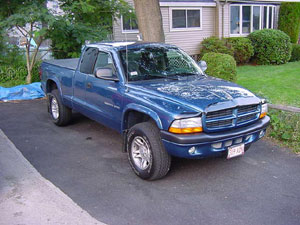 Matt Gallagher's 2002 Dodge Dakota