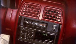 1991 Chrysler Lebaron Factory Radio
