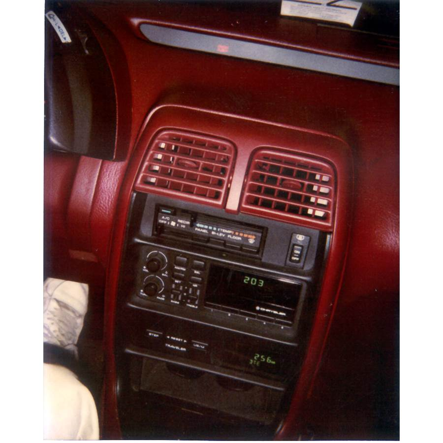 1993 Chrysler Lebaron Factory Radio