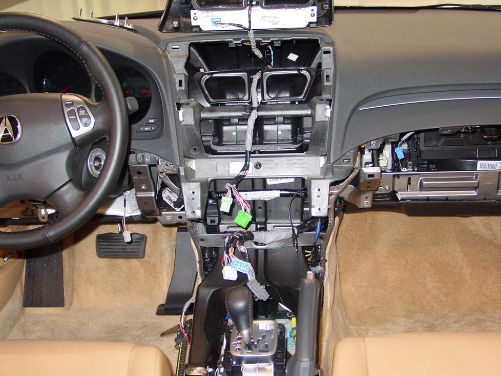 Upgrading The Stereo System In Your 2004 2008 Acura Tl