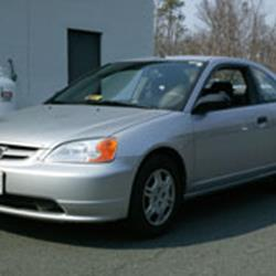 "Ray ""Cosmo"" Szwabowski's 2001 Honda Civic LX Coupe"