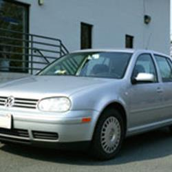 Melanie Seibert's 2002 VW Golf TDI