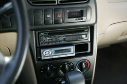 Pioneer FM-modulated XM tuner