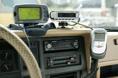 Delphi MyFi, Kenwood Here2Anywhere, and Garmin StreetPilot