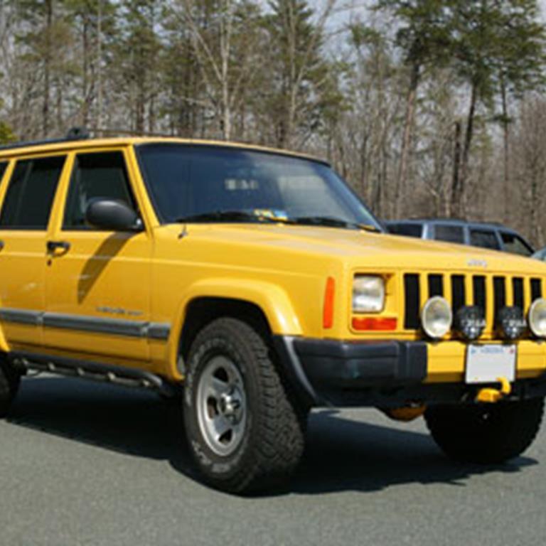 j  stoll's 2001 jeep cherokee sport