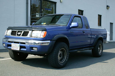 1999 Nissan Frontier King Cab