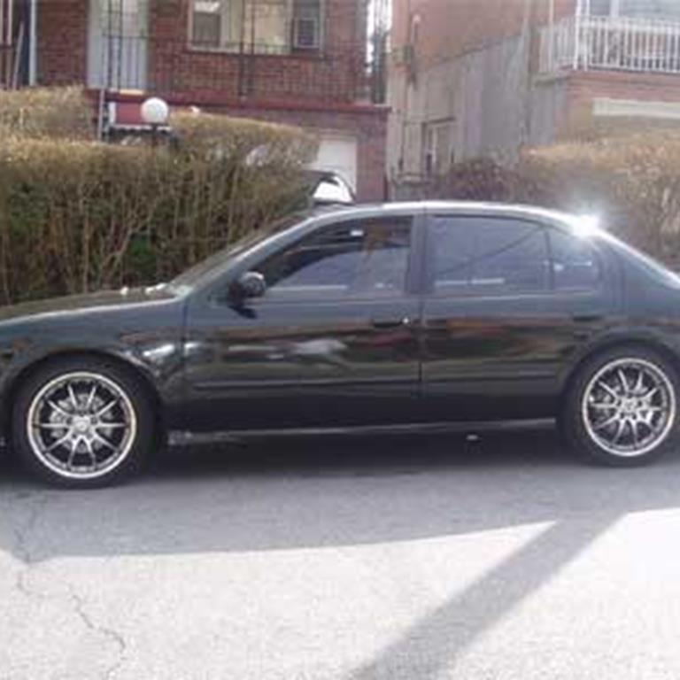 Curtis Ramsey's 1997 Nissan Maxima