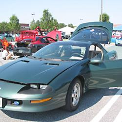 Albert McDonald's 1995 Chevy Camaro
