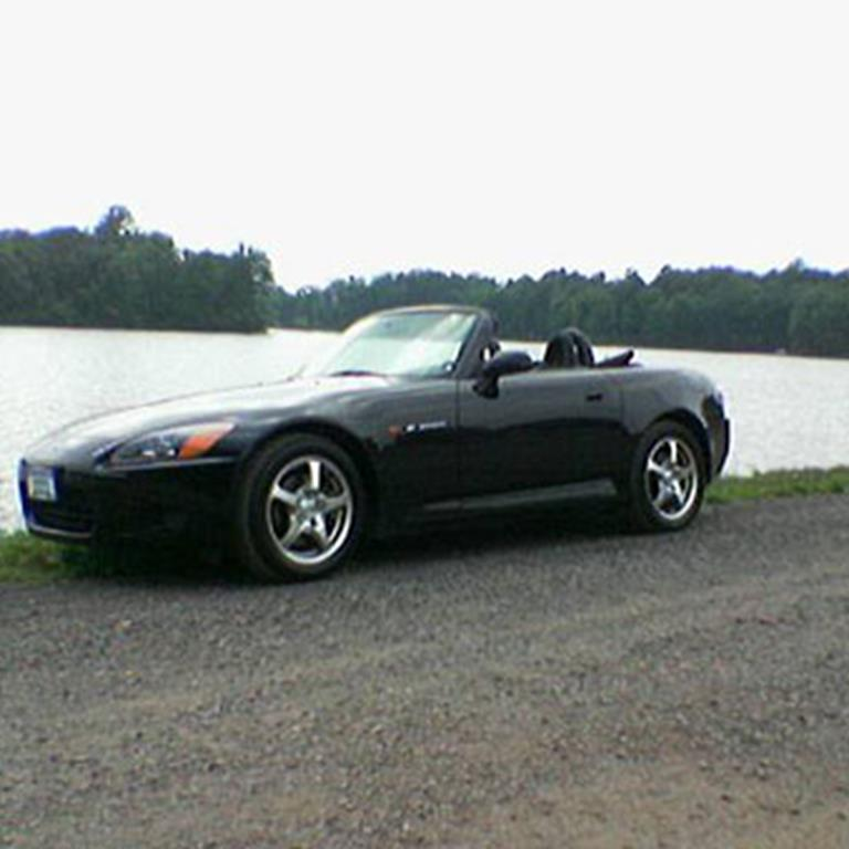 Chris Baldwin's 2003 Honda S2000