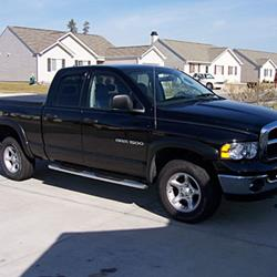 Gray Nail's 2004 Dodge 1500 4x4 Quad cab