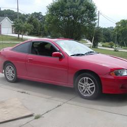 Don Gallagher's 2003 Chevrolet Cavalier LS Sport