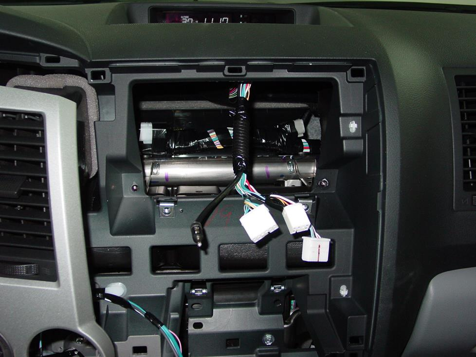 2007 2013 toyota tundra double cab car audio profile. Black Bedroom Furniture Sets. Home Design Ideas