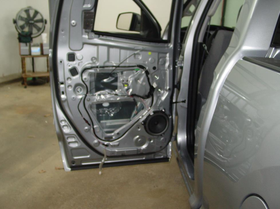 toyota tundra rear door speakers