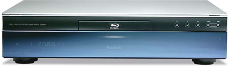 Sony BDP-S1, High Definition Blu-Ray DVD Player