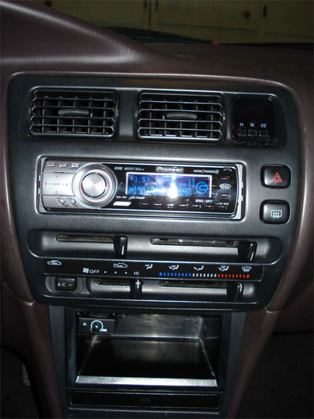 Pioneer 5800 Deck and Profile sub-level