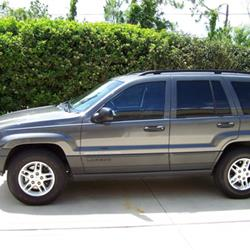 Anthony Tahen's 2003 Jeep Grand Cherokee