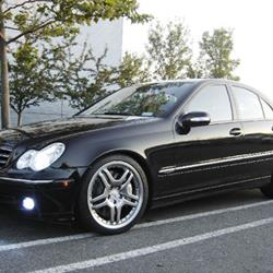 Robert Lee's 2004 Mercedes-Benz C230 Kompressor Sport Sedan
