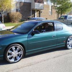 Andre T's 2000 Chevrolet Monte Carlo SS