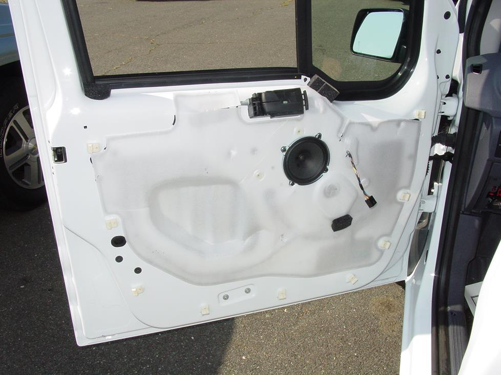 ford transit connect front door speaker