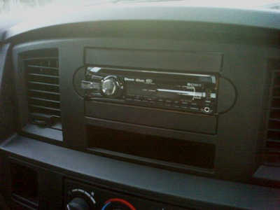 Sony MEX-BT3700 Head Unit