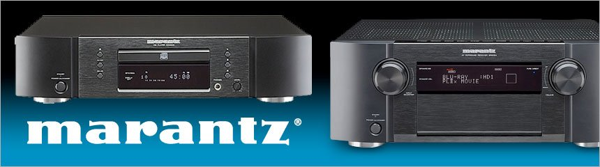 Shop Marantz at Crutchfield