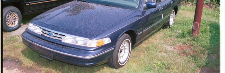 1996 Ford Crown Victoria Exterior