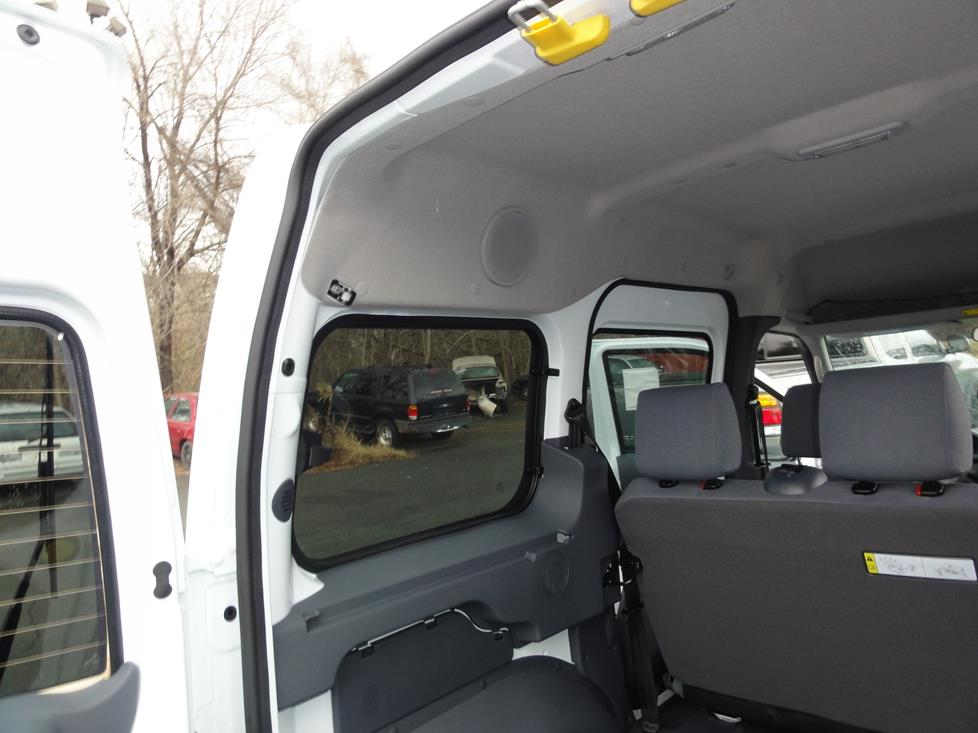 ford transit connect rear speaker