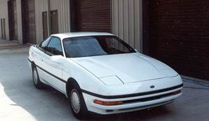 1992 Ford Probe Exterior