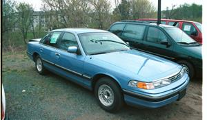 1993 Ford Crown Victoria Exterior