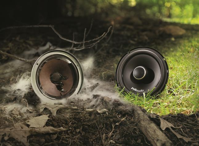 Spooky speakers