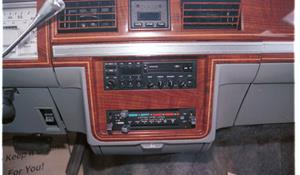1988 Mercury Colony Park Factory Radio