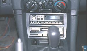 1993 Dodge Stealth Factory Radio