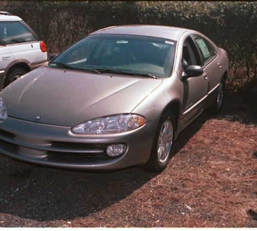 2003 Dodge Intrepid Exterior